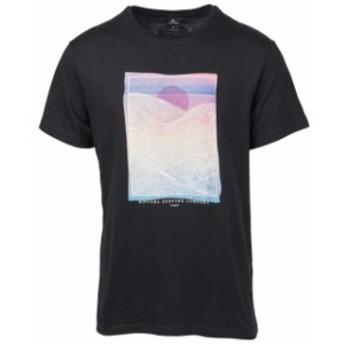 rip-curl リップ カール ファッション 男性用ウェア Tシャツ rip-curl pastel-curves