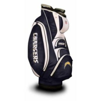 Team Golf チーム ゴルフ スポーツ用品  Los Angeles Chargers Victory Cart Golf Bag