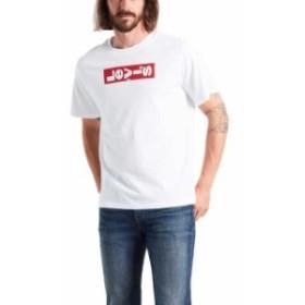 levis リーバイス ファッション 男性用ウェア Tシャツ levi s-(R) oversized-graphic