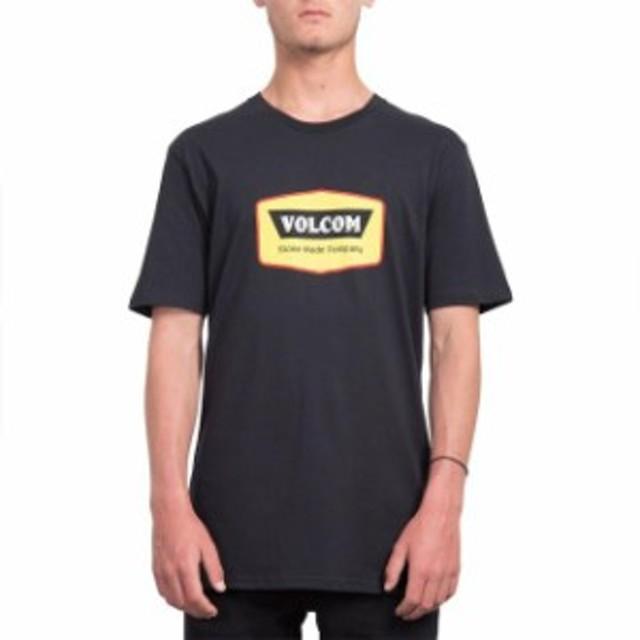 volcom ボルコム ファッション 男性用ウェア Tシャツ volcom cresticle-bsc