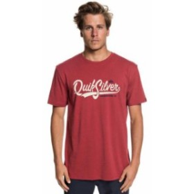 quiksilver クイックシルバー ファッション 男性用ウェア Tシャツ quiksilver quik-pool