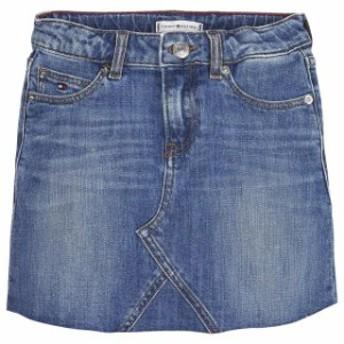 tommy-jeans トミー ジーンズ ファッション 女の子ウェア スカート tommy-hilfiger stretch-denim