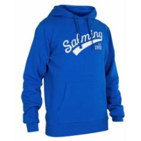 salming サルミング サッカー キッズ用ウェア パーカー salming logo-hooded
