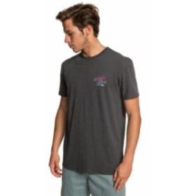 quiksilver クイックシルバー ファッション 男性用ウェア Tシャツ quiksilver double-stacked