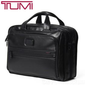 トゥミ TUMI オーガナイザーレザーブリーフ Organizer Lether Brief 96132 送料無料