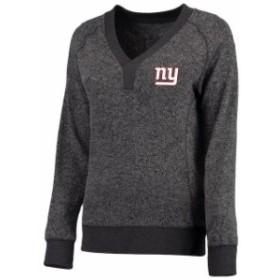 NFL Pro Line by Fanatics Branded エヌエフエル プロ ライン 服 スウェット NFL Pro Line New York Giants Womens Cha