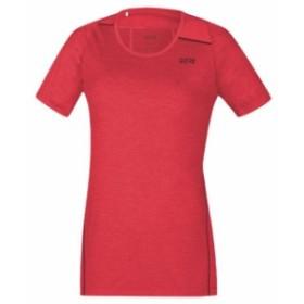 gore--wear ゴア ウェア ランニング&トライアスロン 女性用ウェア Tシャツ gore(R)-wear r3