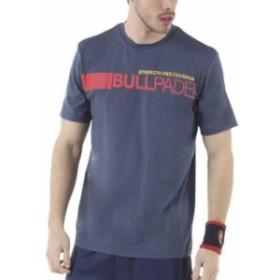 bullpadel ブルパデル テニス&その他のラケット競技 男性用ウェア Tシャツ bullpadel iteno