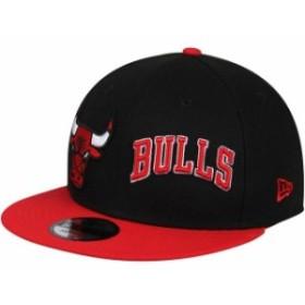 New Era ニュー エラ スポーツ用品  New Era Chicago Bulls Black/Red Y2K Double Whammy 9FIFTY Adjustable Snapback Hat