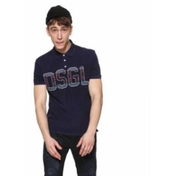 desigual デシグアル ファッション 男性用ウェア Tシャツ desigual antonio