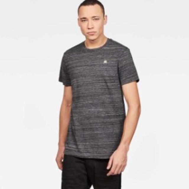 gstar ジースター ファッション 男性用ウェア Tシャツ gstar new-classic-regular-r-t