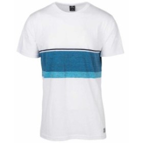 rip-curl リップ カール ファッション 男性用ウェア Tシャツ rip-curl yarn-dyed-stripe-men