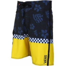 Vans バンズ スポーツ用品  Vans Yellow Off The Wall Boardshort