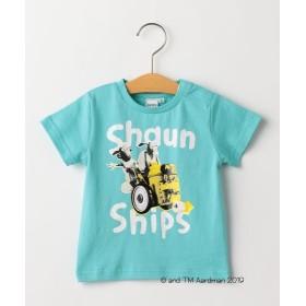 シップス キッズ SHIPS KIDS:<MAYHEM IN THE MEADOW!>Tシャツ(80~90cm) レディース ライトブルー 90 【SHIPS KIDS】