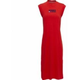 tommy-jeans トミー ジーンズ ファッション 女性用ウェア ドレス tommy-hilfiger logo-tank