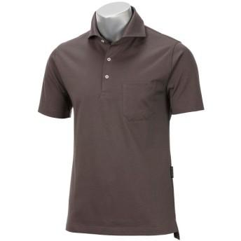 GDO オリジナル GDO ORIGINAL スペインコットン天竺シルケット半袖シャツ