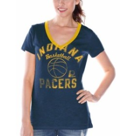 G-III 4Her by Carl Banks ジースリー フォーハー バイ カール バンクス スポーツ用品  Indiana Pacers Womens