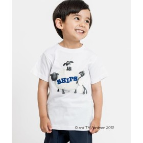 シップス キッズ SHIPS KIDS:<MAYHEM IN THE MEADOW!>Tシャツ(100~130cm) レディース ホワイト系 130 【SHIPS KIDS】