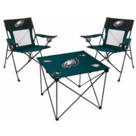 Rawlings ローリングス スポーツ用品  Rawlings Philadelphia Eagles Deluxe 3-Piece Tailgate Chair & Table Kit