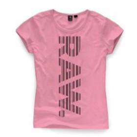gstar ジースター ファッション 女性用ウェア Tシャツ gstar rc-rowinda-straight-round-neck