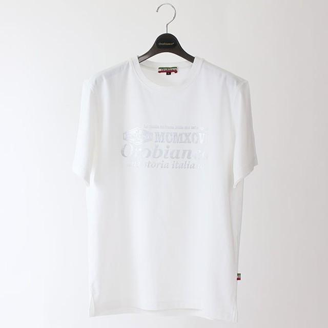 [マルイ]【セール】リネアロゴ半袖Tシャツ/オロビアンコ(カジュアル)(Orobianco)