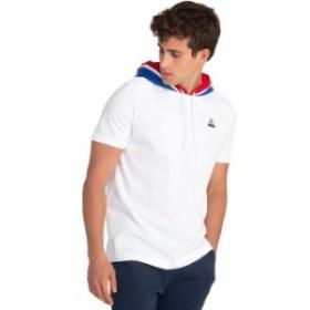 le-coq-sportif ル コック スポルティフ ファッション 男性用ウェア Tシャツ le-coq-sportif tri-hood-n1