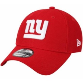 first rate 04230 614a5 New Era ニュー エラ スポーツ用品 New Era New York Giants Red 9FORTY The League  Adjustable