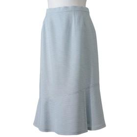 [マルイ]【セール】カラミストレッチ裾切り替えスカート【セットアップ対応】/ミゼール(MISSEL)