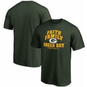 NFL Pro Line by Fanatics Branded エヌエフエル プロ ライン スポーツ用品  NFL Pro Line Green Bay Packers Green Fa