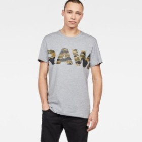 gstar ジースター ファッション 男性用ウェア Tシャツ gstar tahire