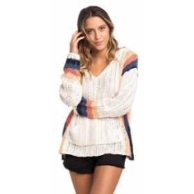 rip-curl リップ カール ファッション 女性用ウェア セーター rip-curl getaway-hooded