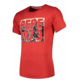 pepe-jeans ペペ ジーンズ ファッション 男性用ウェア Tシャツ pepe-jeans groot