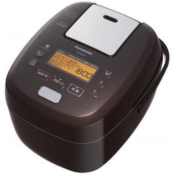 PANASONIC SR-PA189-T ブラウン 可変圧力おどり炊き [圧力IH炊飯器(1升炊き)]