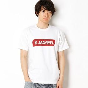 [マルイ]【セール】【新色追加】ブランドロゴTEE(BOX)/クリフメイヤー(メンズ)(KRIFF MAYER)