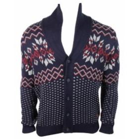 wrangler ラングラー ファッション 男性用ウェア セーター wrangler chunky-shawl-cardigan