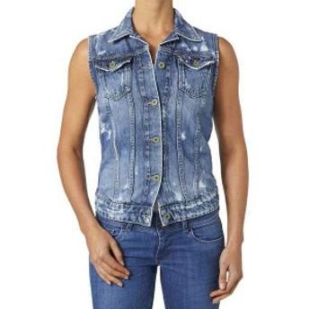 pepe-jeans ペペ ジーンズ ファッション 女性用ウェア ベスト pepe-jeans suzi