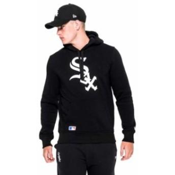 new-era ニュー エラ ファッション 男性用ウェア パーカー new-era chicago-white-sox-team-pullover-hoodie