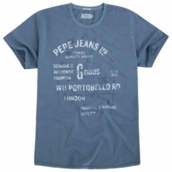 pepe-jeans ペペ ジーンズ ファッション 男性用ウェア Tシャツ pepe-jeans bamboo
