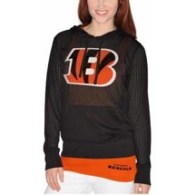 G-III 4Her by Carl Banks ジースリー フォーハー バイ カール バンクス スポーツ用品  Cincinnati Bengals Wo