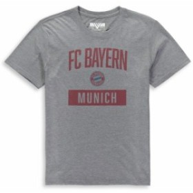 Levelwear レベルウェア スポーツ用品  Levelwear Bayern Munich Youth Gray Shader T-Shirt