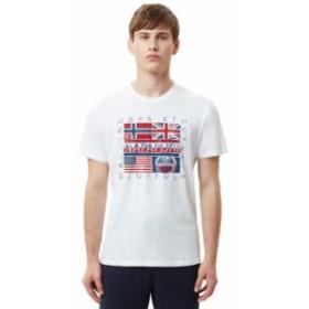 napapijri ナパピリ ファッション 男性用ウェア Tシャツ napapijri sachu