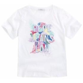 pepe-jeans ペペ ジーンズ ファッション 女性用ウェア Tシャツ pepe-jeans liza