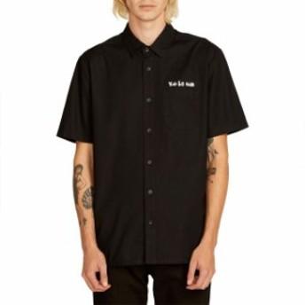 volcom ボルコム ファッション 男性用ウェア シャツ volcom crowd-control