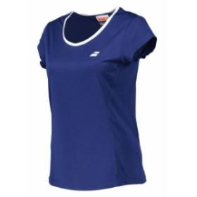 babolat バボラ テニス&その他のラケット競技 女性用ウェア Tシャツ babolat core-flag-club