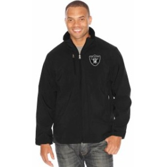 Hands High ハンズ ハイ アウターウェア ジャケット/アウター G-III Sports by Carl Banks Oakland Raiders Black