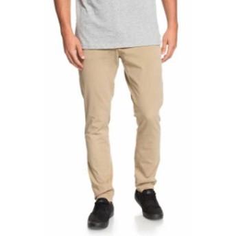 quiksilver クイックシルバー ファッション 男性用ウェア ズボン quiksilver krandy-slim