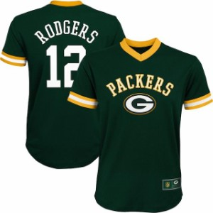 huge selection of 23efb 82114 Outerstuff スポーツ用品 Aaron Rodgers Green Bay Packers ...