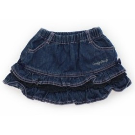 【メゾピアノ/mezzopiano】スカート 90サイズ 女の子【USED子供服・ベビー服】(391924)