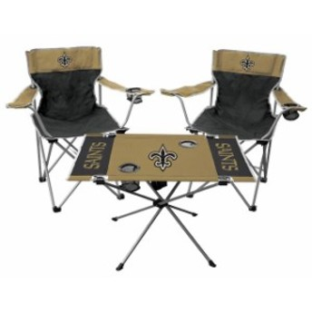 Rawlings ローリングス スポーツ用品 Rawlings New Orleans Saints Tailgate Chair And Table Set
