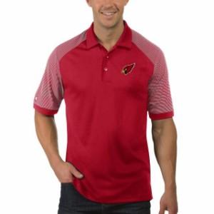アンティグア スポーツ用品 Antigua Houston Cougars Red/ Antigua White Desert Dry Engage Polo